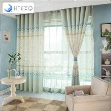 Classic sheer Polyester Jacquard designs type of windowoffice