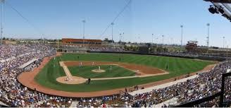 Sloan Park Arizona Seating Chart 2019 Spring Training Ballparks Ballparks Of Baseball