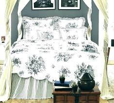 toile bedding sets black and white black bedding sets bedding sets black bedding black quilt bedspreads toile bedding sets black and white