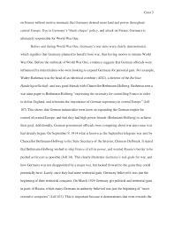 world war  essay free