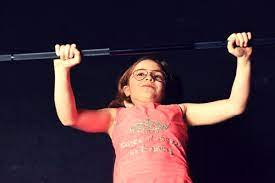this 10 year old weightlifter plans to