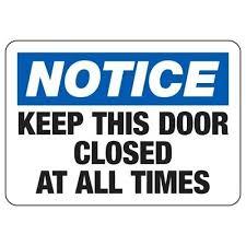 please lock door. Please Keep Door Locksed Sign Images Lock With Keypad Lowes I