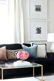 black couches living rooms best black sofas living room design best ideas about black sofa decor