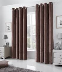 beautiful lined velvet eyelet curtains d very keenly available in one width curtains are sold in pairs and are ready to hang on a pole or rod