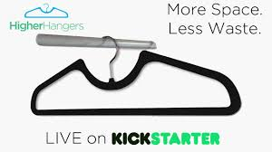 Higher Hangers: Space-Saving Closet Organization Reinvented Video - YouTube