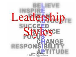 personal leadership style essay personal leadership style essay