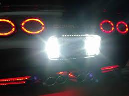 C5 Corvette Led Reverse Lights 1997 2004 C5 Corvette 80 Watt Reverse Light Leds