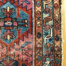 purple persian rug 2 3 x 4 pink and