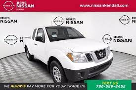 New Nissan Frontier For Sale Cargurus