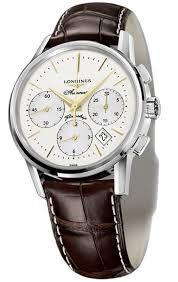 longines l4 796 4 72 2 flagship heritage men s watch watchmaxx com longines flagship heritage automatic men s watch l4 796 4 72 2