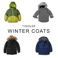 toddler winter coats