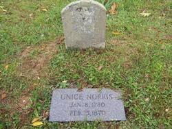 "Eunice ""Unicy"" Shinn Norris (1780-1870) - Find A Grave Memorial"