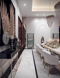 Contemporary Interior Designers Family Villa Contemporary Arabic Interior Design Riyadh