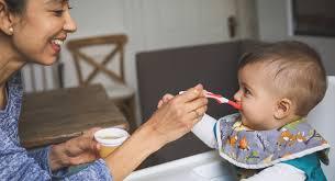feeding timeline babycenter india