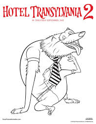 hotel transylvania coloring pages free free coloring book