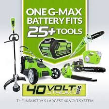 the green works amazon com greenworks 20 inch 40v twin force cordless lawn mower