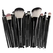 brushes set bulsh powder foundation eyeshadow eyeliner lip make up brush beauty tools maquiagem ouo a one stop fashion you can