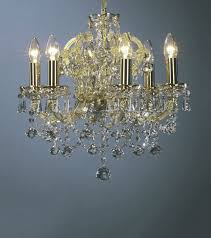 maria theresa chandeliers clear and gold maria theresa style crystal chandelier