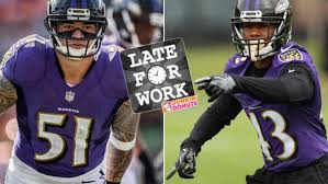 Baltimore Ravens Depth Chart Late For Work 5 9 Defensive Depth Chart Philly Spoils