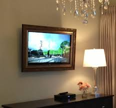hang your tv on the wall.  Hang Wall Mounted TV Pic Throughout Hang Your Tv On The T