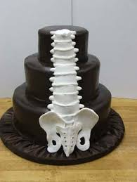 spine cake this cake was for an orthopedic surgeon that specializes in spines description orthopedic surgeon description