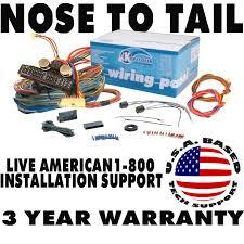 ez wiring harness 1938 1953 buick modern update 12v conversion wiring harness ez ss flathead deuce