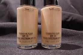 mac pro longwear foundation shades. mac studio fix fluid nc15 \u0026 nw13 mac pro longwear foundation shades