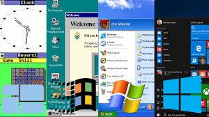 Windows 1 History Of Microsoft Windows Windows 1 0 10
