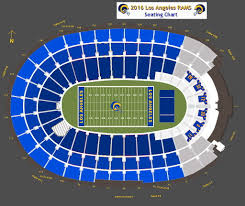 La Live Seating Chart Future Rams Seating Chart Marckymarc Flickr