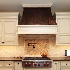 Range Hood Kitchen Copper Range Hood Kitchen Modern With None Beeyoutifullifecom