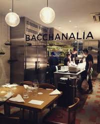 restaurant open kitchen concept. Bacchanalia: Open-kitchen Concept Restaurant Open Kitchen G