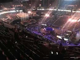 Talking Stick Resort Arena Section 216 Concert Seating
