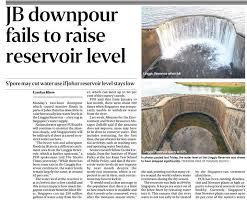 Image result for johor water reservoir