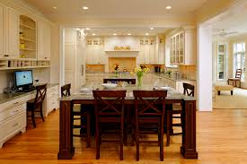 McLean Virginia Kitchen Renovation And Screened Porch Addition BOWA - Kitchen remodeling virginia beach