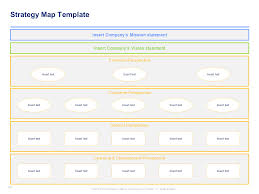 strategic plan outline template download a simple strategic plan template by ex mckinsey consultants