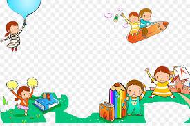 pencil drawing cartoon children book pencil decoration background