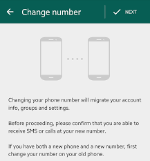How To Change Your Phone Number How To Change Your Phone Number On Whatsapp And Why You Should