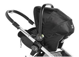 baby jogger city go city select select lux car seat adaptor