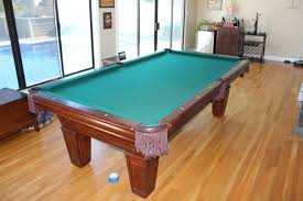 Setting Up A Pool Table One Piece Slate Dk Billiards Pool Table Moving Repair
