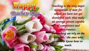 teachers day essay in the honor of their dedication  happy fathers day essay
