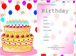 Birthday Cards Invitations Free Templates Free Printable 60th