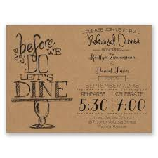 dinner invitation sample on display petite rehearsal dinner invitation invitations by dawn