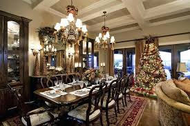 chandeliers ornaments impressive lighting fashion traditional dining room decorating ideas with centerpiece chandelier china cabinet
