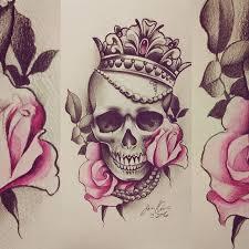 Významy Tetování Lebka Wattpad