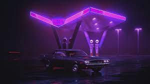 Neon Gas [1920x1080]: wallpaper