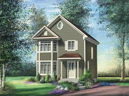 small victorian house plan 072h 0168