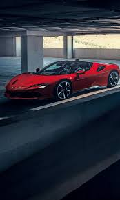Ferrari 488 pista spider 4k, transportation, mode of transportation. Ferrari Sf90 Stradale 2019 4k Wallpapers Hd Wallpapers Id 28921