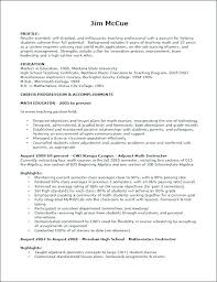 Resume For A Teacher Sample Assistant Professor Download Teachers