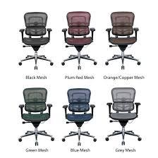 eurotech office chairs. Eurotech Ergohuman Mesh Desk Work Chair Color Options Office Chairs