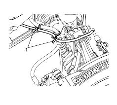 Equinox 2007 chevrolet equinox manual repair instructions front brake hose replacement 2007